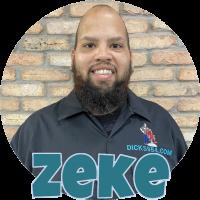 Zeke Finished
